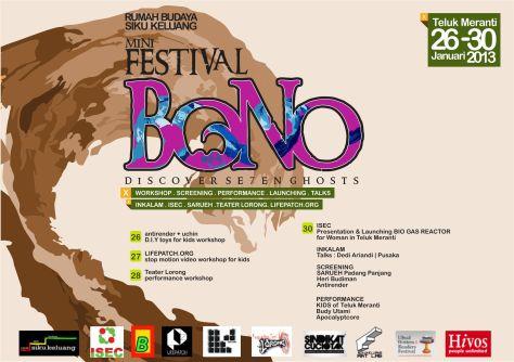 mini festival bono