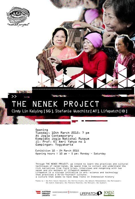 Poster Nenek Project