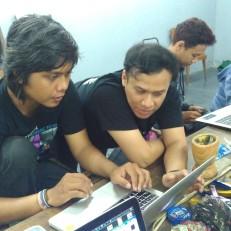 Lokakarya glitch project 04