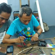 Lokakarya glitch project 06