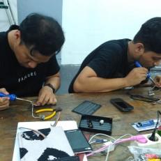 Lokakarya glitch project 07