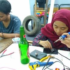 Lokakarya glitch project 09